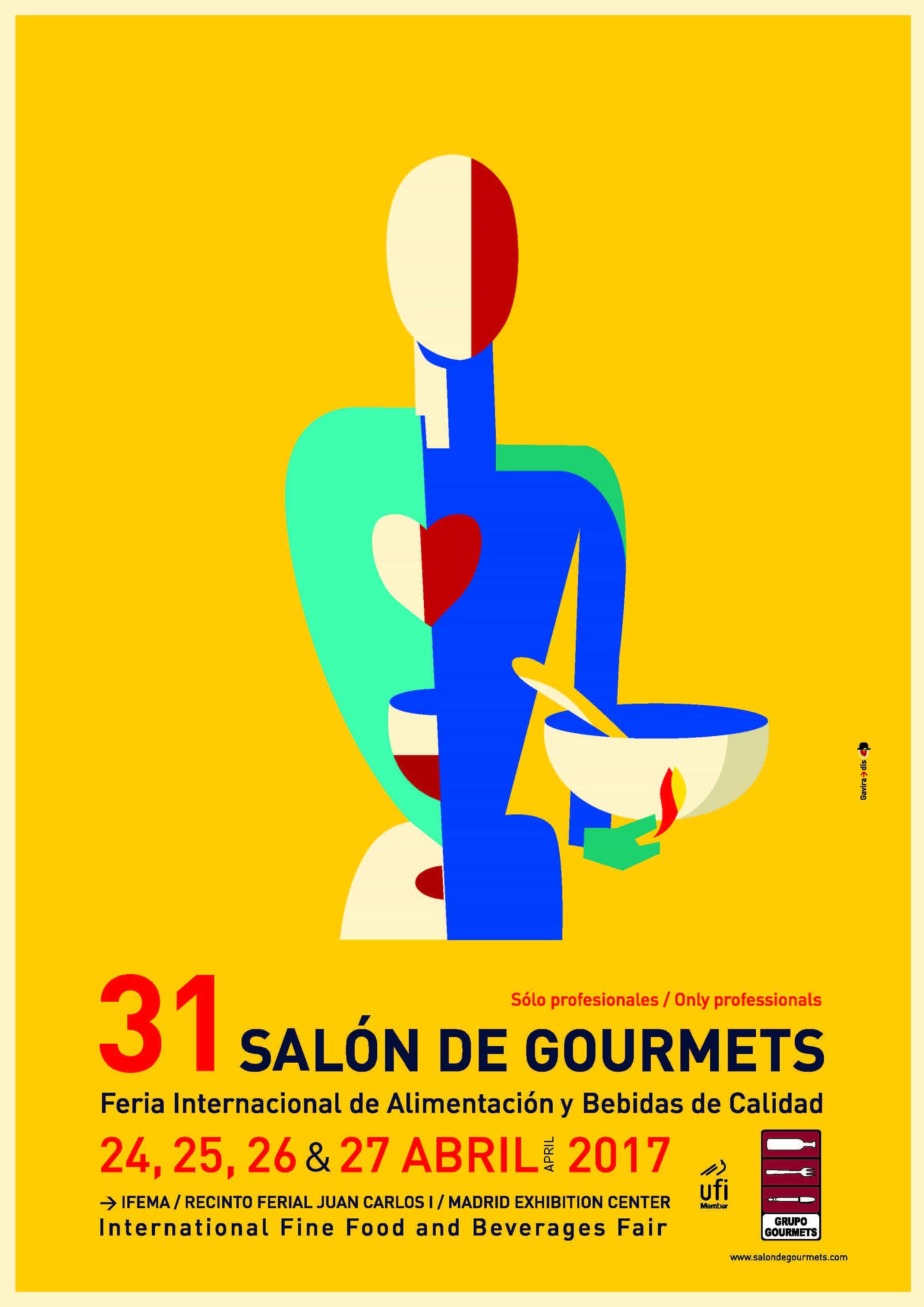 31º Salón de Gourmets
