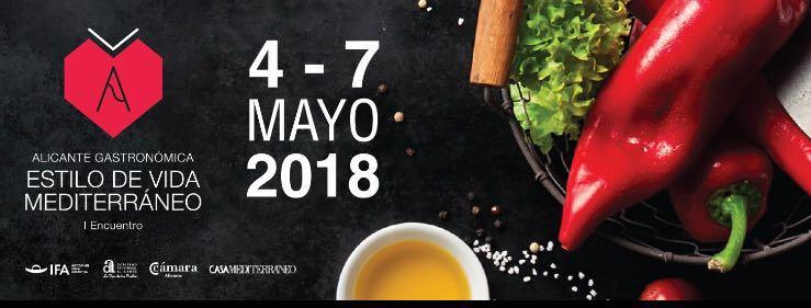 Quemaito en Alicante Gastronómica 2018
